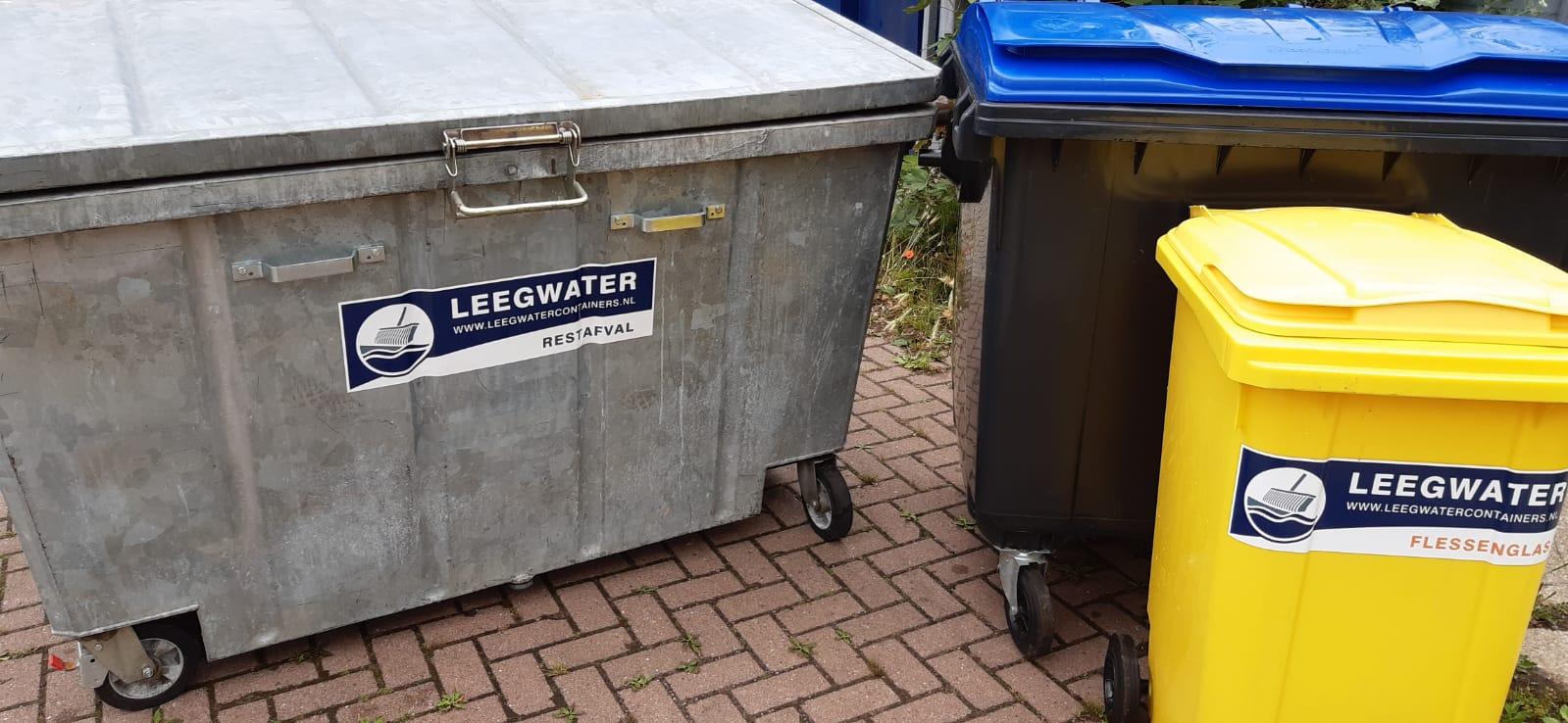 Container huren Heerhugowaard